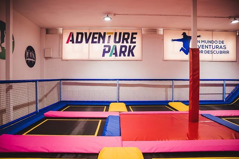 Zona Adventure Park. Street Jump Elche